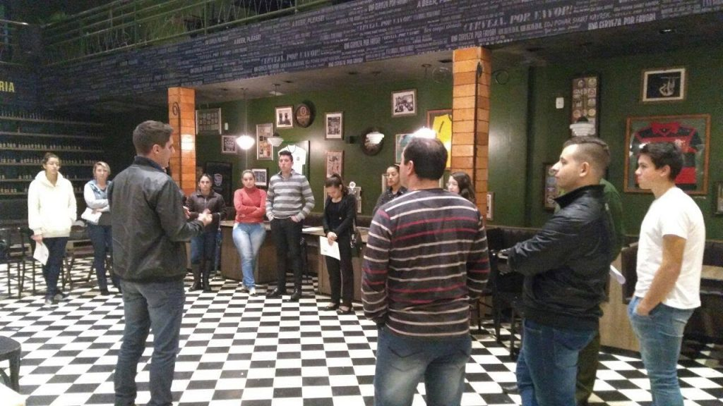 Cursos valorizam o potencial turístico de Chapecó