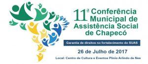 Conferência discutirá garantias de direitos e fortalecimento do SUAS