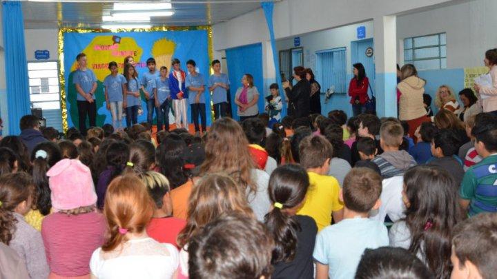 Escola desenvolve Teatro Inclusivo