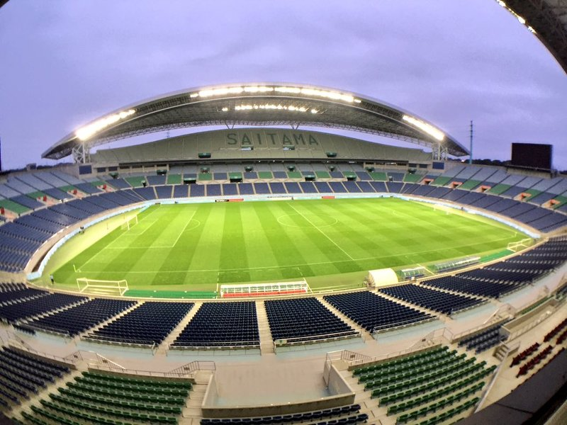 No Japão, Chape vai jogar em estádio onde Brasil disputou semifinal da Copa do Mundo de 2002