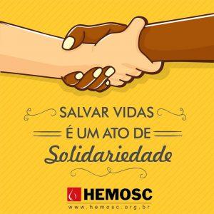 """Hemosc de Chapecó: """"Nossa maior dificuldade é com a manutenção dos doadores"""" diz a assistente social Eliana Ribicki"""