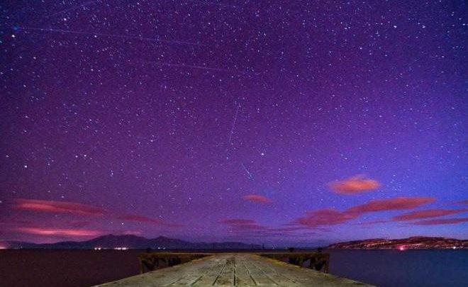 Chuva de meteoros poderá ser vista em toda Santa Catarina em dezembro