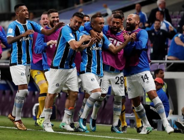 Na prorrogação Grêmio vence Pachuca e está na final do Mundial de Clubes