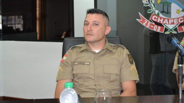 Soldado recebe homenagem por ato de bravura na Câmara Municipal