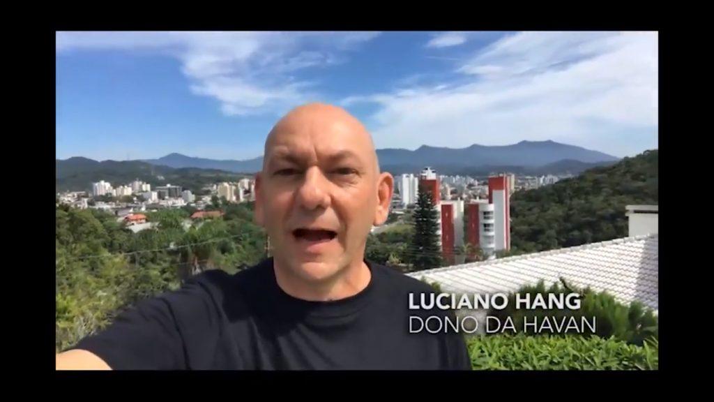 Luciano Hang emite nota sobre manifestações em Chapecó