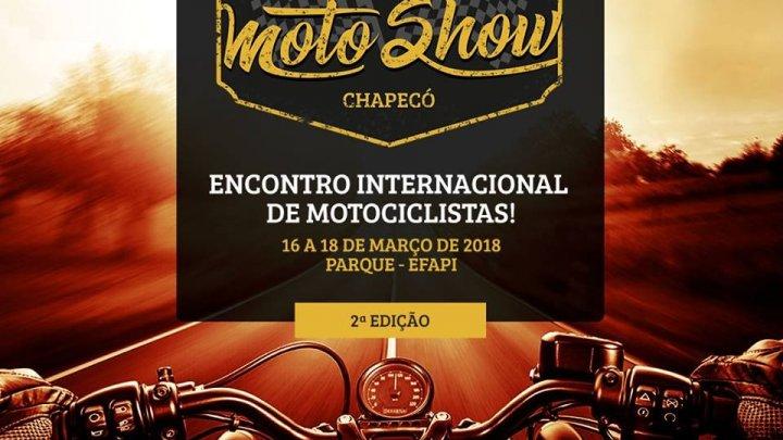 MOTO SHOW COMEÇA AMANHÃ – CONFIRA A PROGRAMAÇÃO