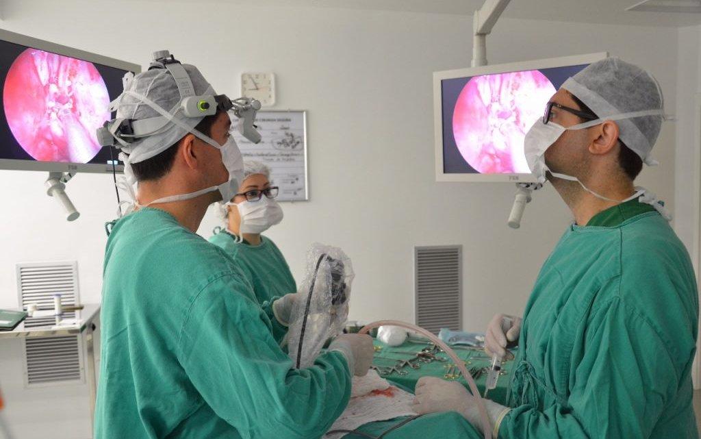 Método seguro e menos invasivo para cirurgias no crânio é desenvolvido em Chapecó