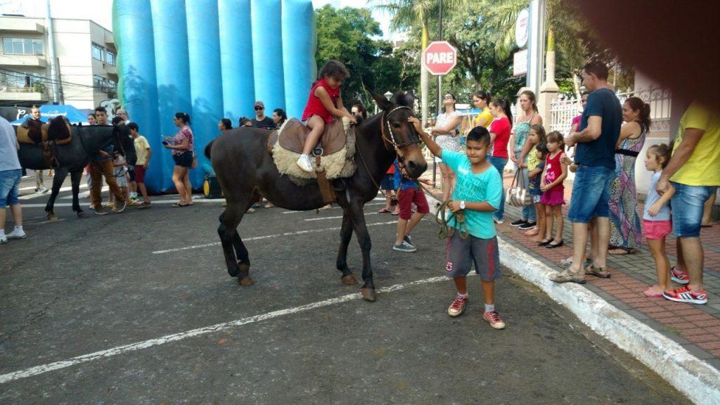 Passeio a Cavalo será nova atividade no Complexo Verdão