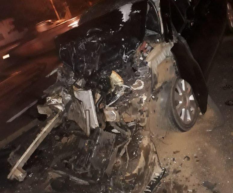 Grave acidente deixa uma pessoa em óbito no trevo de Chapecó