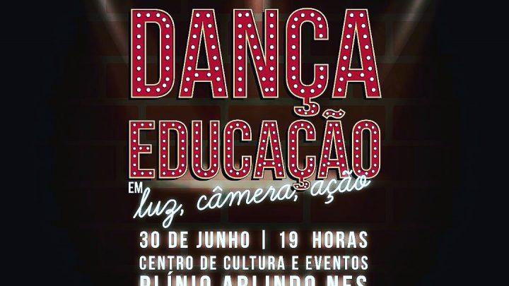 Dança Educação será no sábado em Chapecó