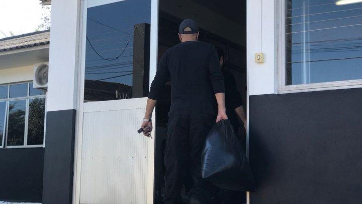 Polícia civil deflagra operação no Camelódromo de Chapecó