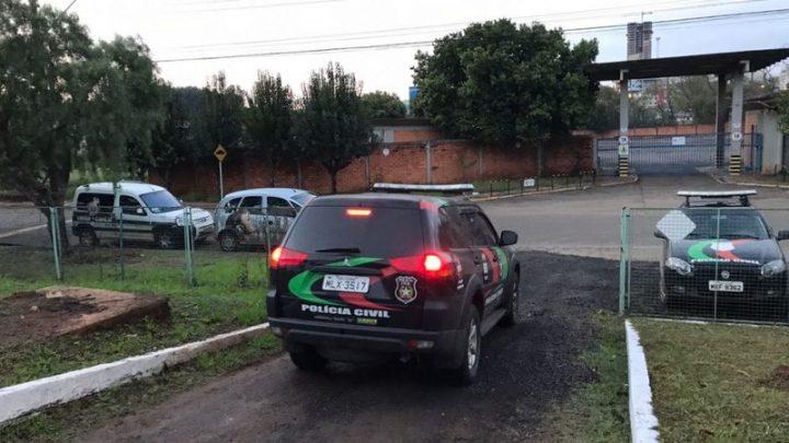 DIC deflagra terceira fase da operação Woodstock Condá em Chapecó