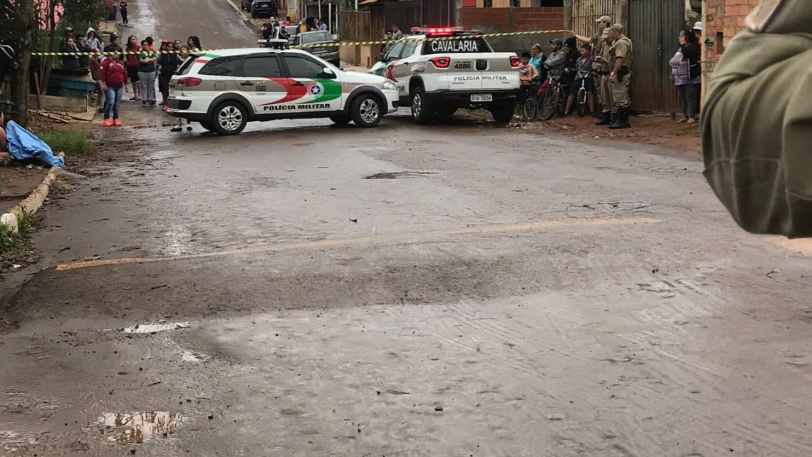 Homem é morto a tiros no bairro São Pedro