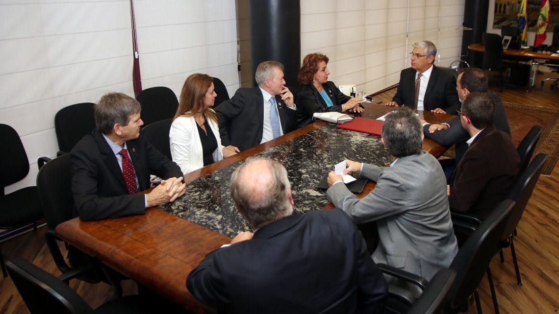 Santa Catarina quer exportar carne suína para o México