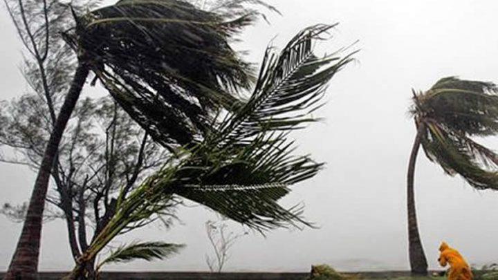 ALERTA: existe chance de ocorrência de tornado em Santa Catarina nesse fim de semana