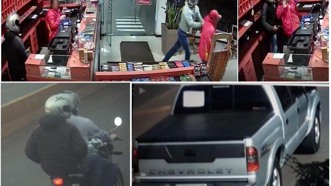 Polícia Civil de Chapecó prende preventivamente indivíduo por roubos a postos de combustíveis