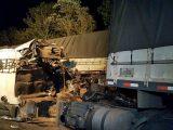 Irmãos caminhoneiros de Abelardo Luz morrem em acidente na PR-280