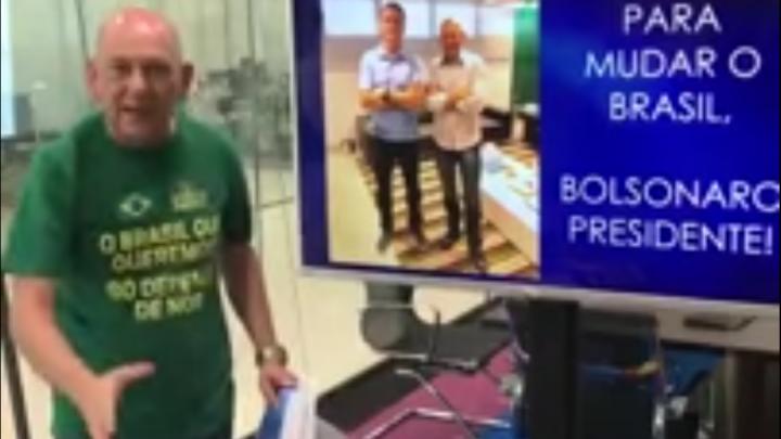 TSE manda excluir do Facebook vídeo de Luciano Hang em apoio a Bolsonaro