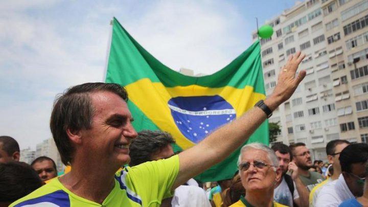 Eleições 2018: Bolsonaro sobe de 26% para 30%, diz BTG Pactual