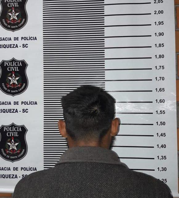 Polícia Civil de Riqueza realiza prisão de indivíduo com mandado de prisão