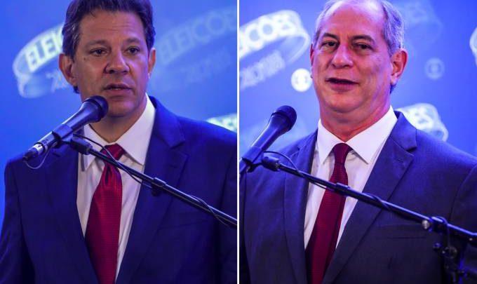 Haddad e partido de Ciro vão à Justiça para cassar chapa de Bolsonaro