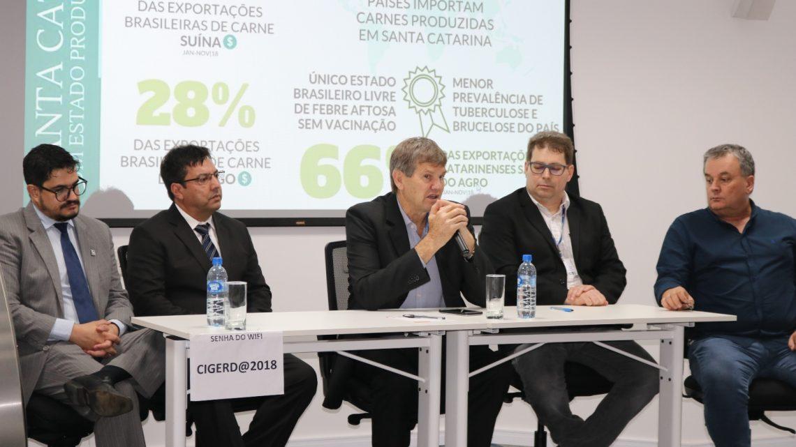 Febre Aftosa: Santa Catarina manterá certificação independente do restante do país