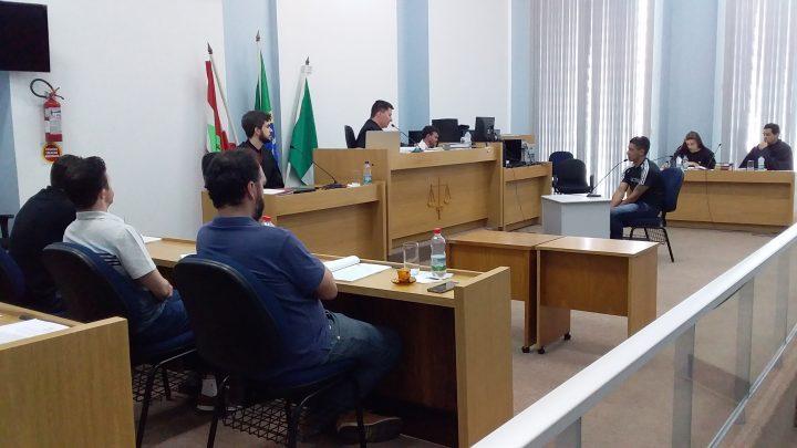 Homem é condenado a 26 anos de prisão por matar esposa em Chapecó