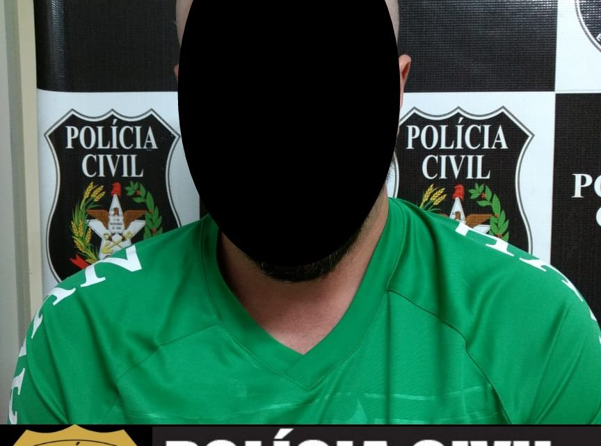 Polícia Civil cumpre mandado de prisão em desfavor de ex-marido que ameaçou a mulher e violou medida protetiva da lei Maria da Penha