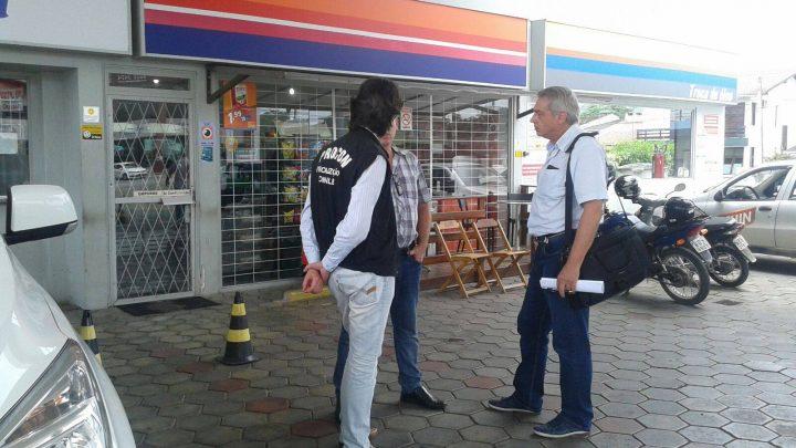 Cartel postos combustíveis de Joinville desbaratado pelo GAECO terão que pagar R$ 6,76 milhões em multas