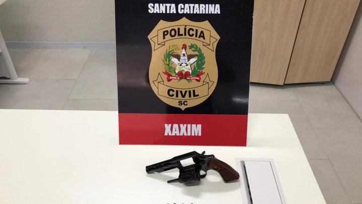 Polícia Civil de Xaxim realiza operação e prende dois homens
