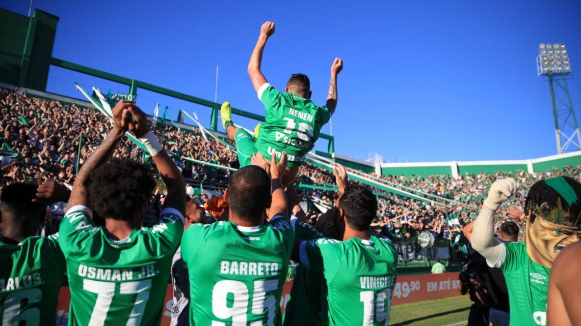 Chapecoense permanece na Série A!