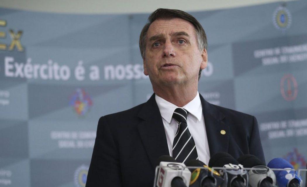 Bolsonaro será diplomado hoje a tarde pelo TSE