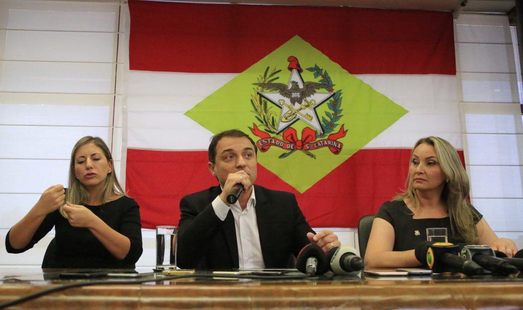 Governador Moisés anuncia primeiras medidas de contenção de gastos do Executivo