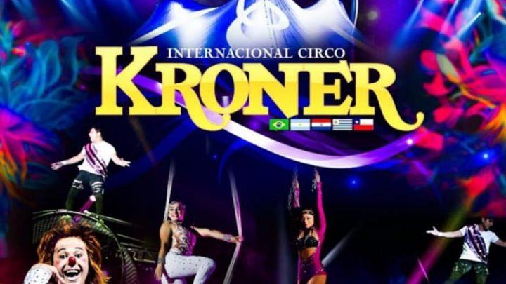 Um dos maiores circos da América do Sul está em curta temporada Chapecó