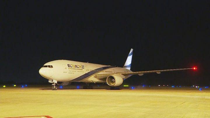 Avião com militares de Israel pousa em MG para ajudar nos trabalhos em Brumadinho