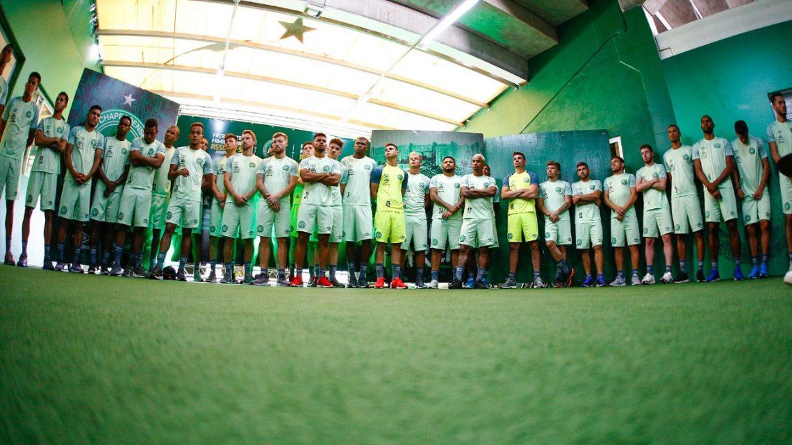 Elenco da Chapecoense se reapresenta para a temporada 2019