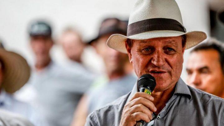 Ministra da Agricultura anuncia deputado Valdir Colatto no governo Bolsonaro