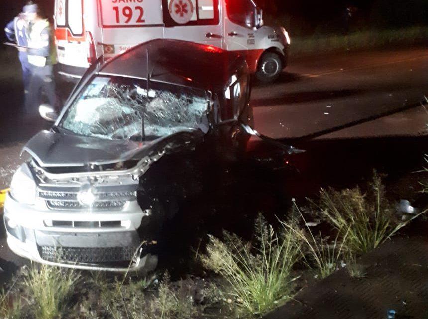 Homem morre em acidente em Xanxerê