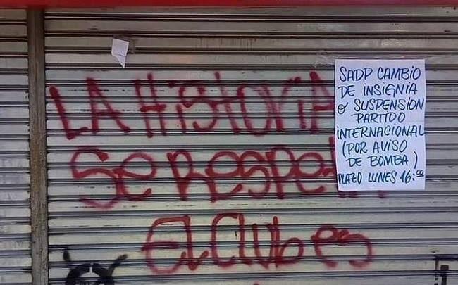 Ameaça de bomba pode comprometer o jogo da Chapecoense no Chile