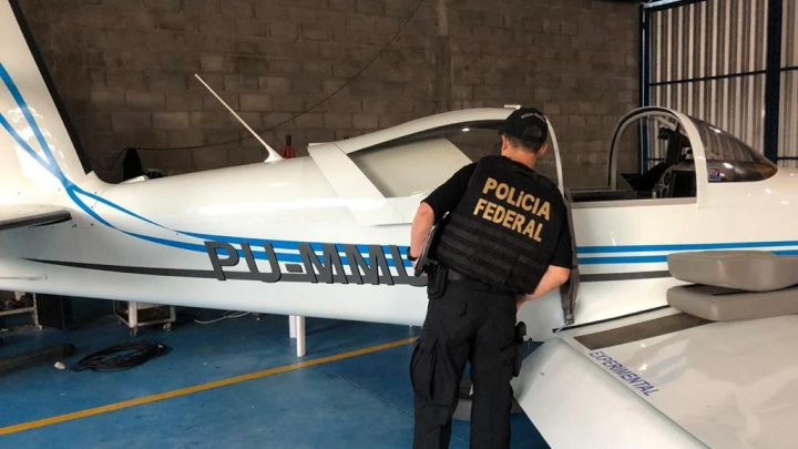 PF deflagra operação para desarticular organização responsável por tráfico internacional de drogas