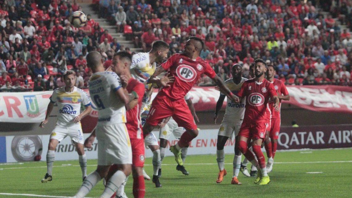Chape estréia com empate na Copa Sul-Americana