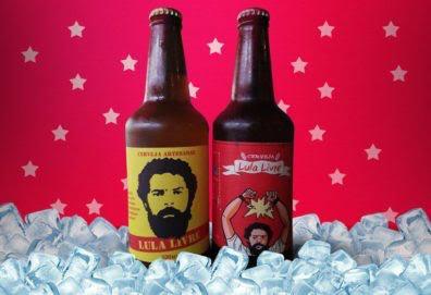 Marca carioca lança cerveja Lula Livre, em homenagem ao ex-presidente