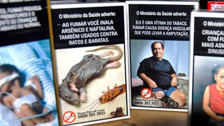 Cigarros com sabor e aromas poderão ser proibidos