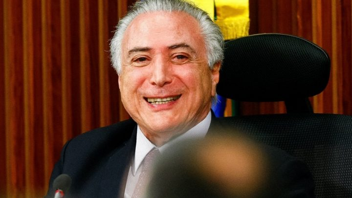 Urgente: Desembargador manda soltar ex-presidente Michel Temer