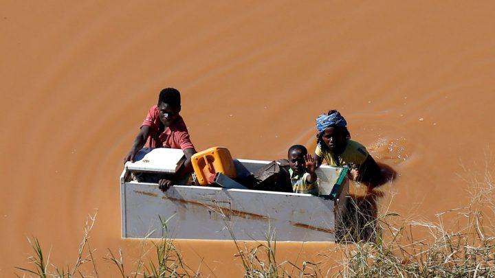 Passa de 500 o número de mortos pelo ciclone em Moçambique na África