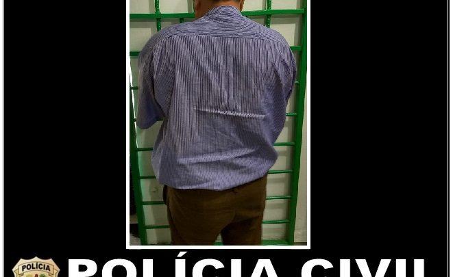 Polícia Civil de Anchieta prende suspeito de abusar sexualmente de duas filhas