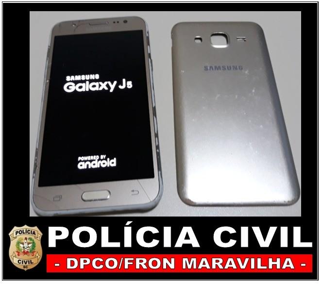 Polícia Civil recupera smartphone furtado em Maravilha