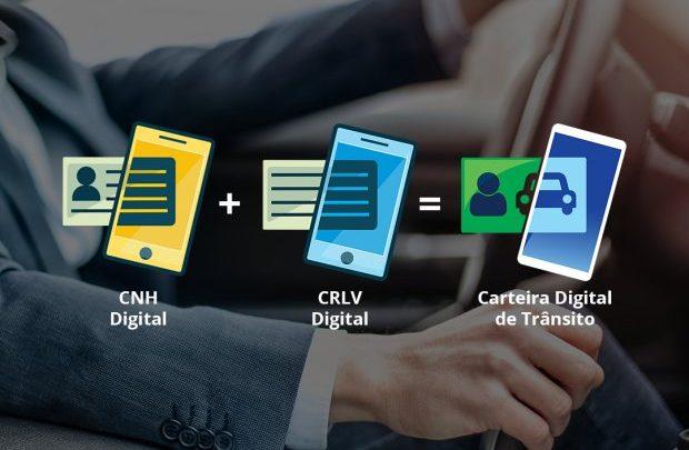 Detran SC lança versão digital de documento do veículo