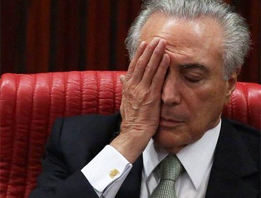 Força-tarefa da Lava Jato prende ex presidente Michel Temer