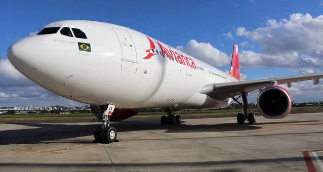 Avianca cancela voos em Chapecó